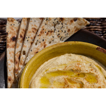 Zesty Hummus