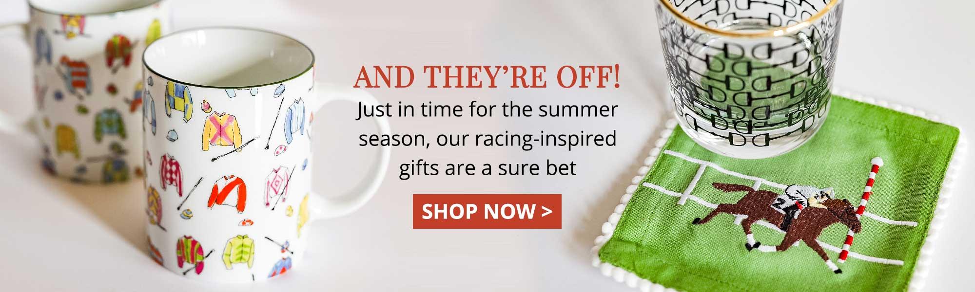 Racing Gifts