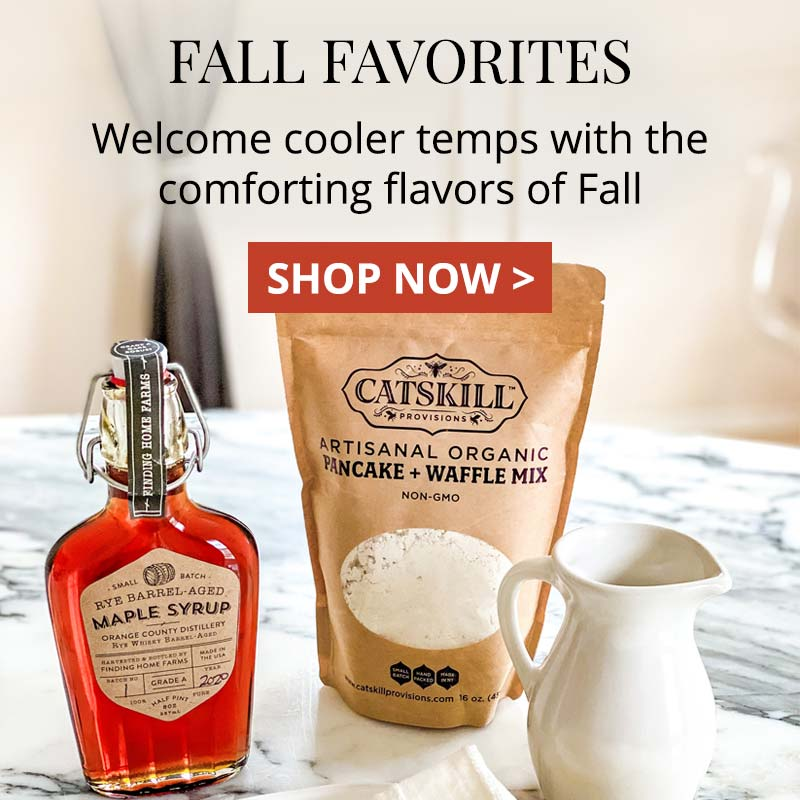 FALL FAVORITES Welcome cooler temps with the comforting flavors of Fall