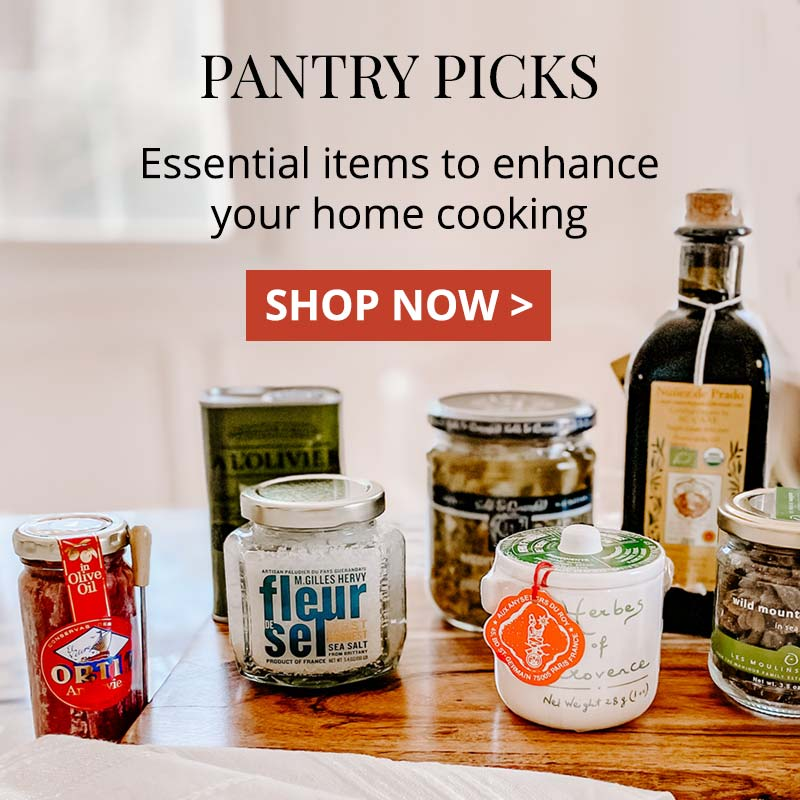 PANTRY PICKS Essential items to enhance your home cooking