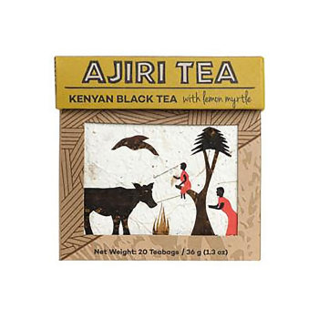 Ajiri Kenyan Black Tea with Lemon