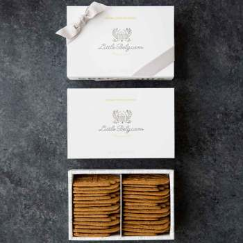 <i>Speculoos</i> Traditional Belgian Spice Cookies