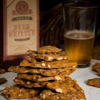 Brent's Microbrew Beer Brittle