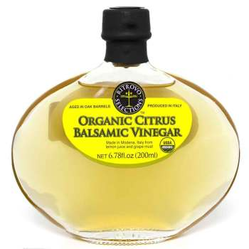 Organic Citrus Balsamic Vinegar
