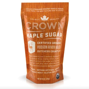 Crown Organic Maple Sugar