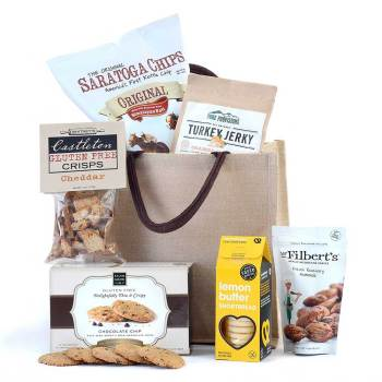 The Gluten-Free Snack Tote