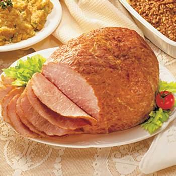 Arkansas Hickory Smoked Ham, Boneless