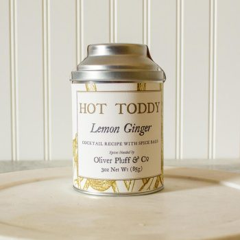 Lemon Ginger Hot Toddy Kit