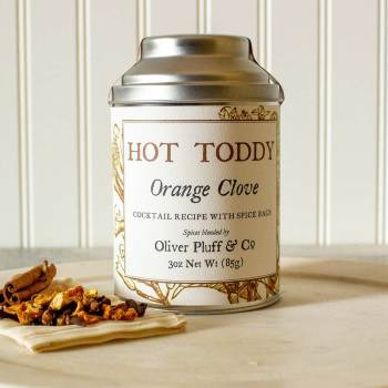 Orange Clove Hot Toddy Kit