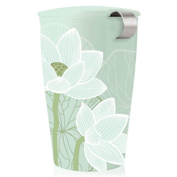 <i>Lotus</i> Steeping Cup & Infuser