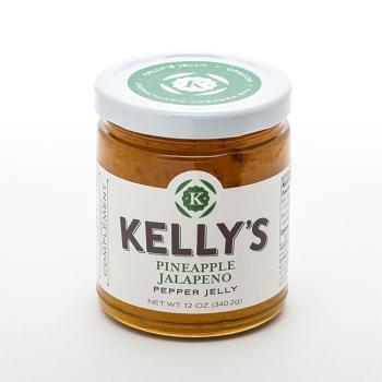 Pineapple Jalepeno Pepper Jelly