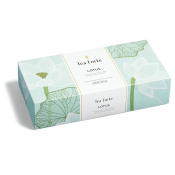 <i>Lotus</i> Rare Organic Tea Collection