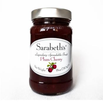 Sarabeth's Plum Cherry Spreadable Fruit