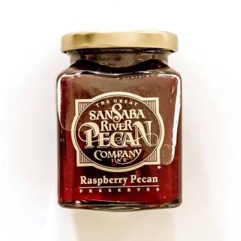 Raspberry Pecan Preserves