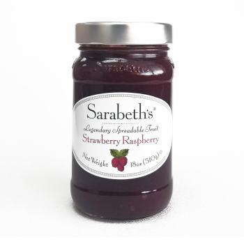 Sarabeth's Strawberry Raspberry Spreadable Fruit