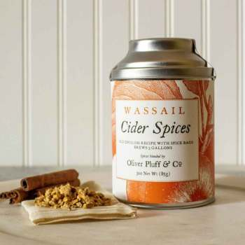 Wassail Kit for Cider
