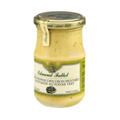 Edmond Fallot Dijon Mustard with Green Peppercorns