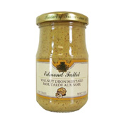 Edmond Fallot Walnut Dijon Mustard