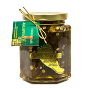 Texas Gold Candied Jalapenos