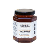 Catskill Provisions Raw Wildflower Fall Honey