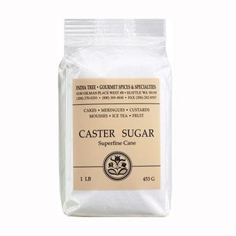 Caster Sugar, Superfine
