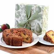 Cinnamon Walnut Coffee Cake Gift Box