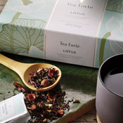 <i>Lotus</i> Rare Organic Tea Collection