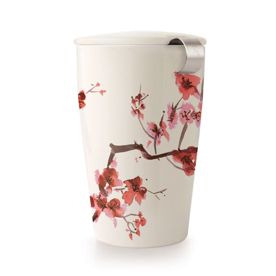 KATI Tea Brewing Cup, Cherry Blossoms