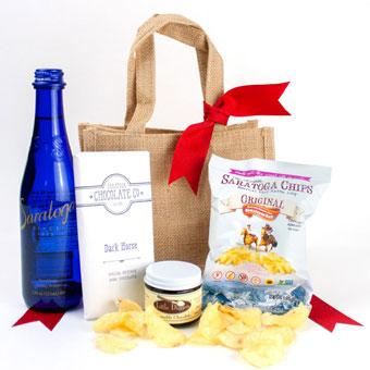 Saratoga Welcome Gift