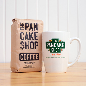 The Pancake Shop's Coffee & Mug Gift Set