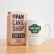 The Pancake Shop's Coffee & Mug Gift Set