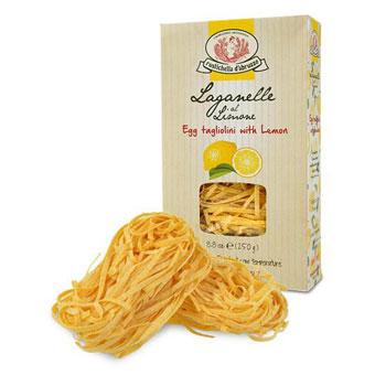 Egg Tagliolini with Lemon