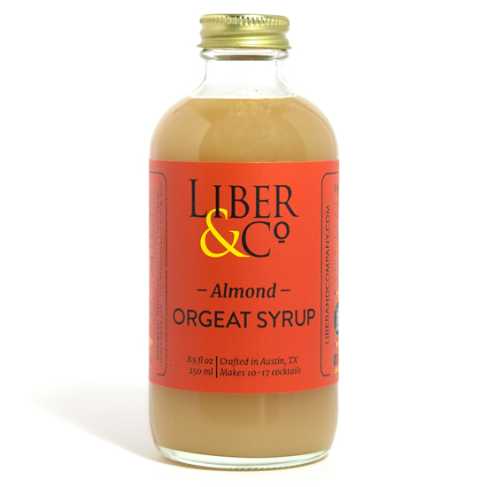 Almond Orgeat Syrup