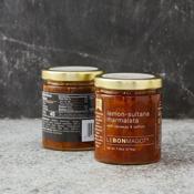 Lemon-Sultana Marmalata with Caraway & Saffron
