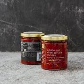 Tomato & White Sultana Chutney with Ginger & Garam Masala