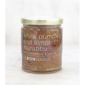 White Pumpkin and Almond Murabba with Cardamom & Vanilla