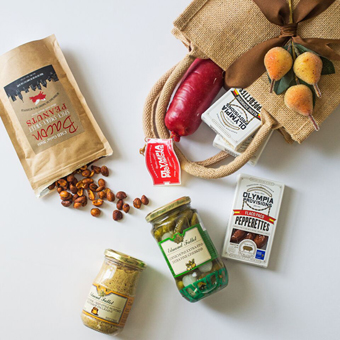 The Meat Lover's Snack Tote