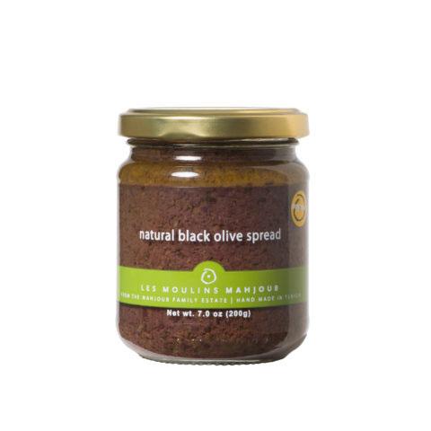 Organic Black Olive Spread