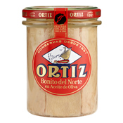Ortiz Bonito del Norte (White Tuna in Olive Oil)