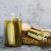 Onion & Peppercorn Pickle Spears