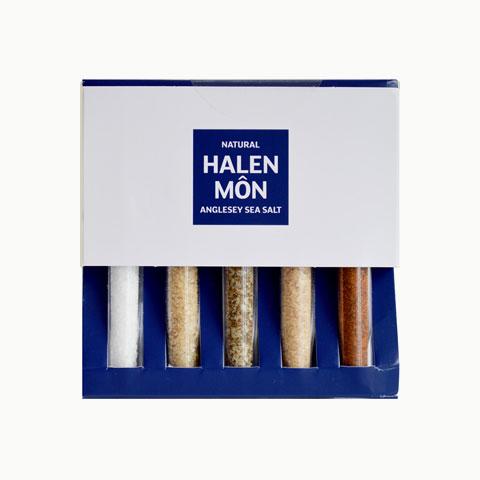 Halen Môn Welsh Sea Salt Sampler