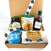 Blueberry Breakfast Box