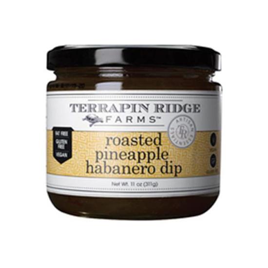 Roasted Pineapple & Habanero Dip