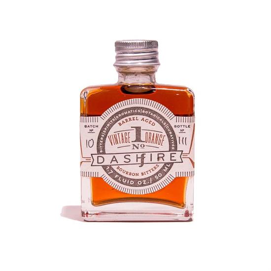 Dashfire Vintage Orange No. 1 Barrel-Aged Bitters