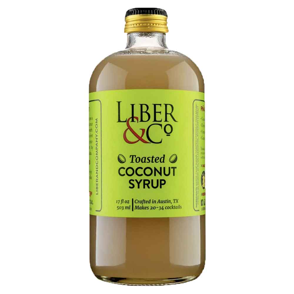 Toasted Coconut Syrup