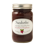 Sarabeth's Strawberry Raspberry Spreadable Fruit