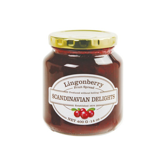 Lingonberry Fruit Spread