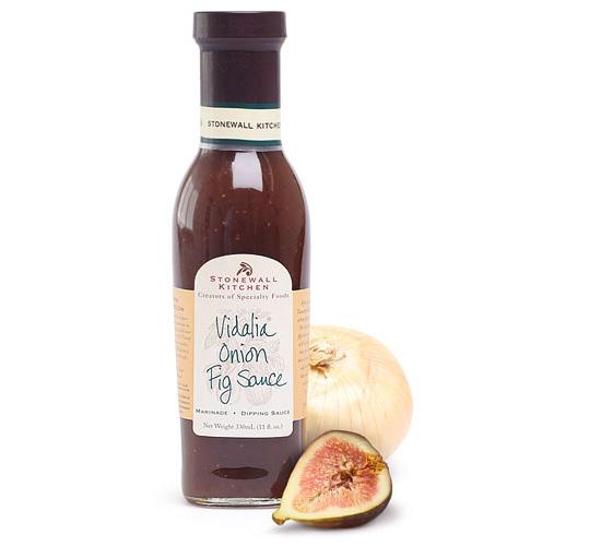 Vidalia Onion Fig Sauce