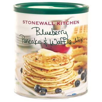 Blueberry Pancake & Waffle Mix