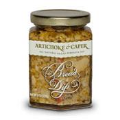 Artichoke & Caper Bread Spread & Dip
